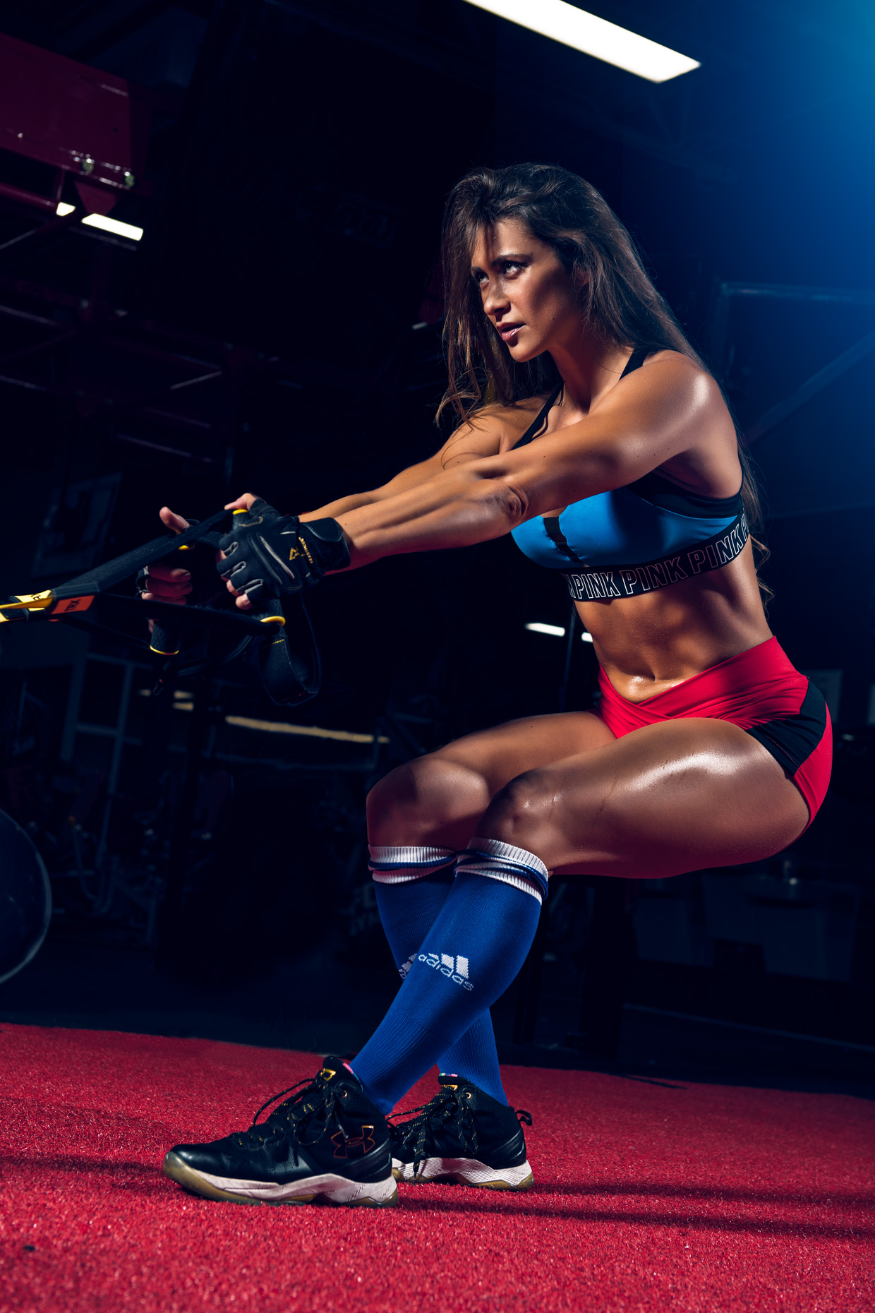 Anais Zanotti - Female Fitness Model - James Woodley - Fitness Photographer - Miami FL