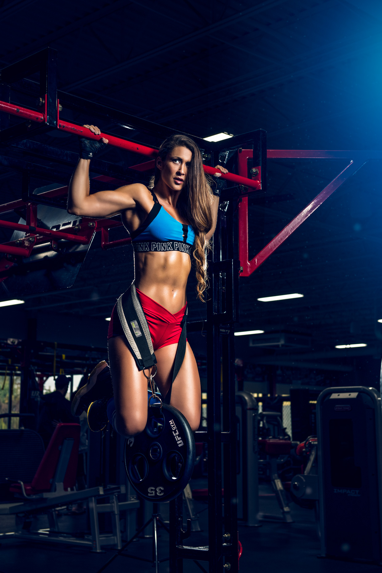 Anais Zanotti - Miami Fitness Model - James Woodley - Commercial Fitness Photographer - Miami FL