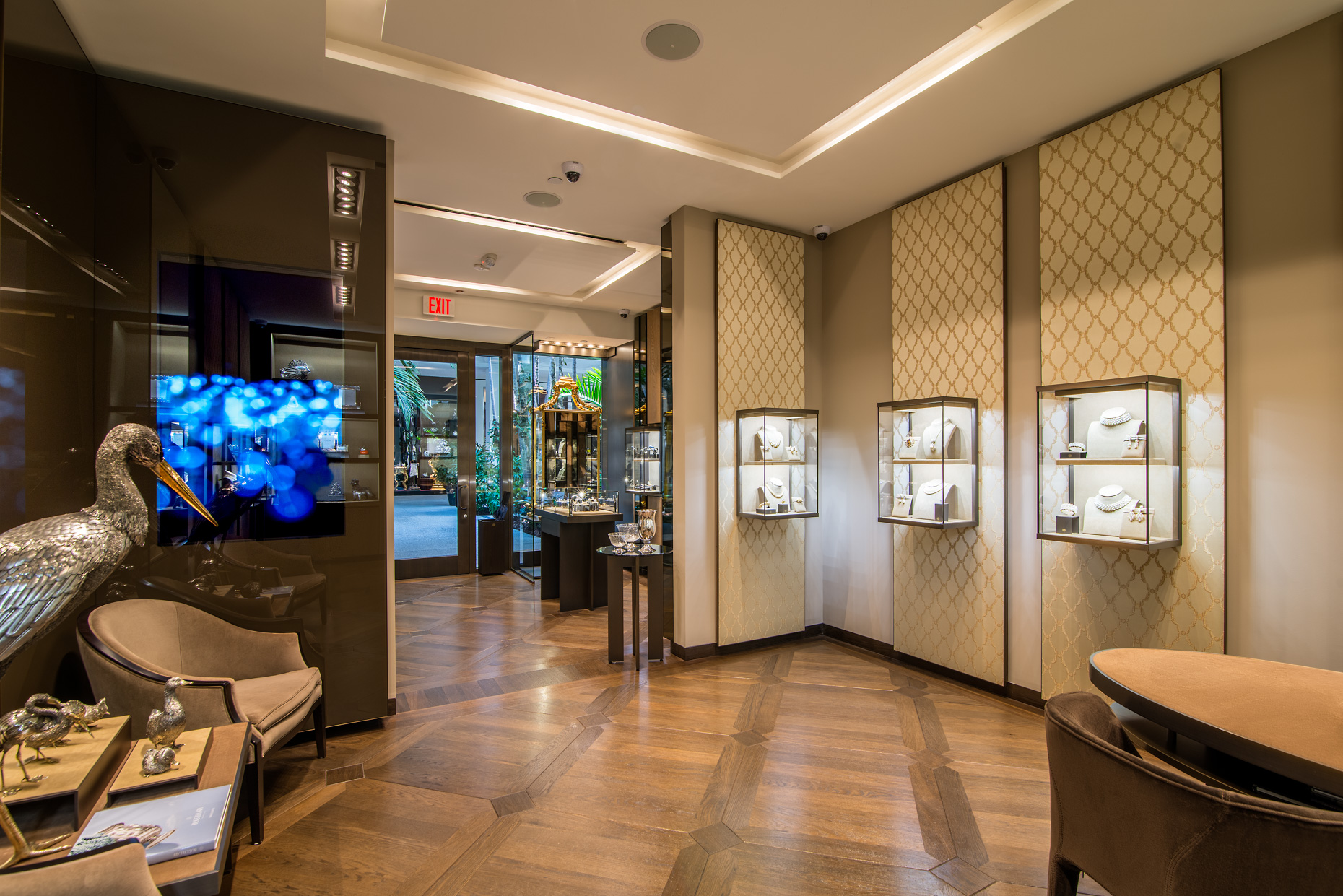 Buccellati - Retail interior photography