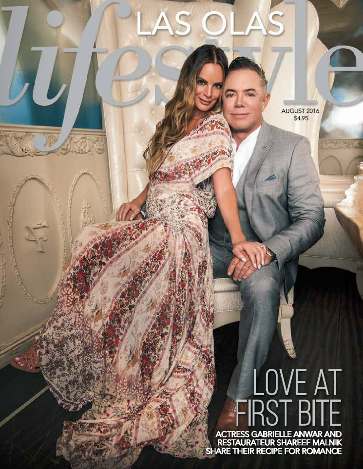 Las Olas Lifestyle Magazine - The Forge - Cover shoot