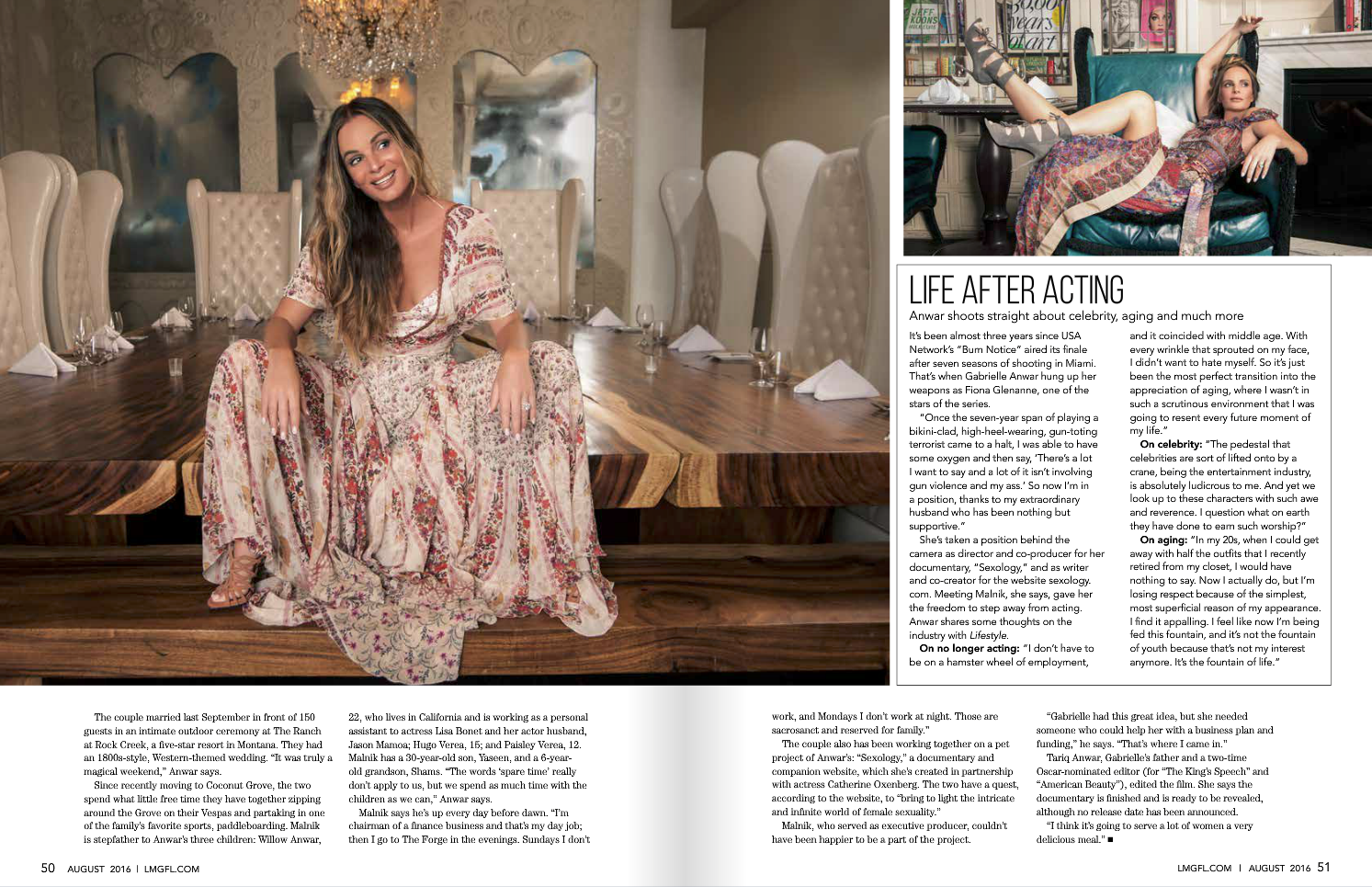 Las Olas Lifestyle Magazine - The Forge - Cover shoot - Interior 3
